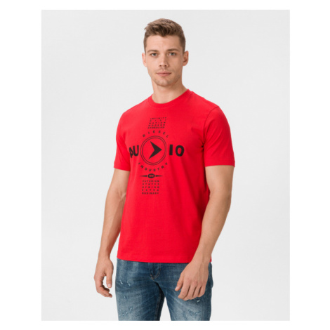 Diesel T-Just T-shirt Red