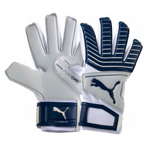 Puma ONE GRIP 17.2 AQUA white - Football goalkeeper gloves
