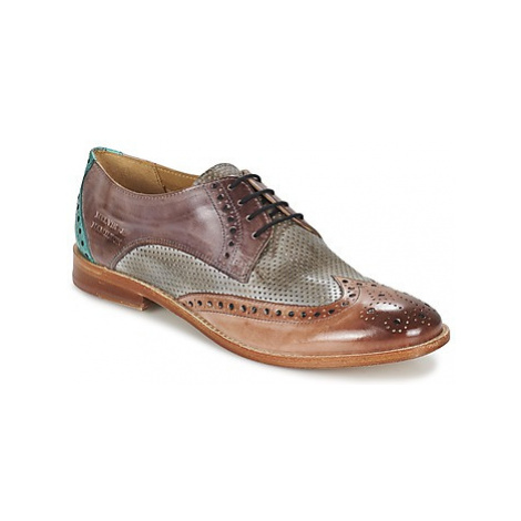 Melvin Hamilton AMELIE 3 women's Casual Shoes in Pink Melvin & Hamilton