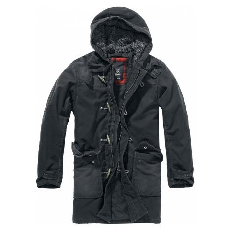 Brandit - Woodson Heavy Outdoor Parka - Coat - black