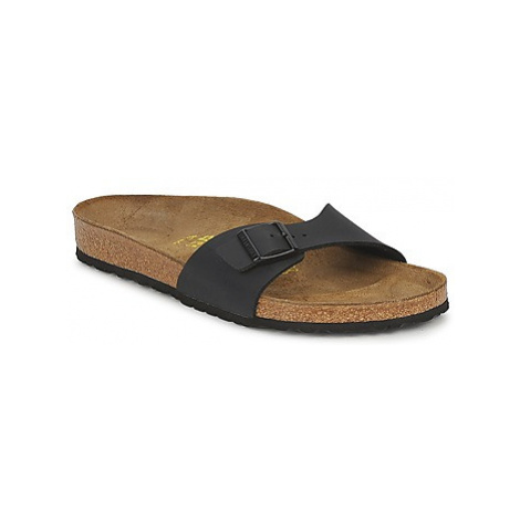 Birkenstock MADRID men's Mules / Casual Shoes in Black