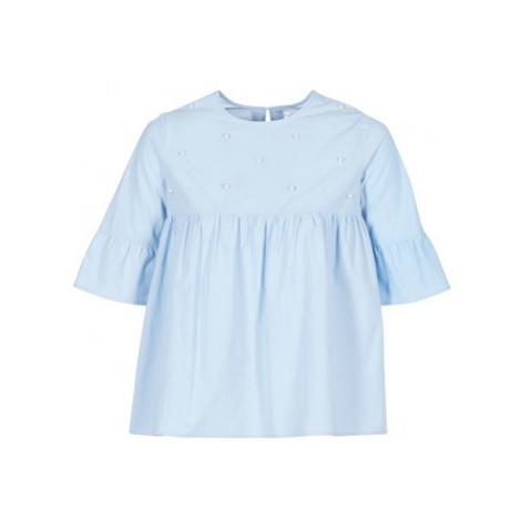 Moony Mood IFATOUM women's Blouse in Blue