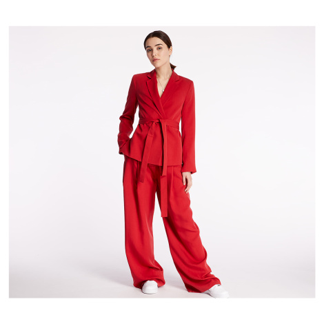Pietro Filipi Lady's Trousers Bright Red