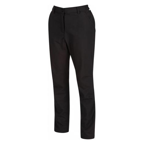Regatta Womens Fenton Softshell Trousers - Black - 20S