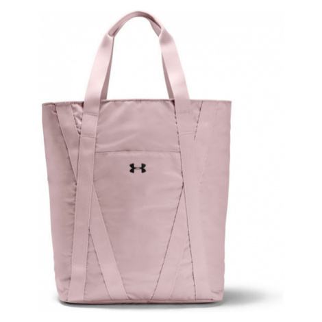 Under Armour ESSENTIALS ZIP TOTE pink - Bag