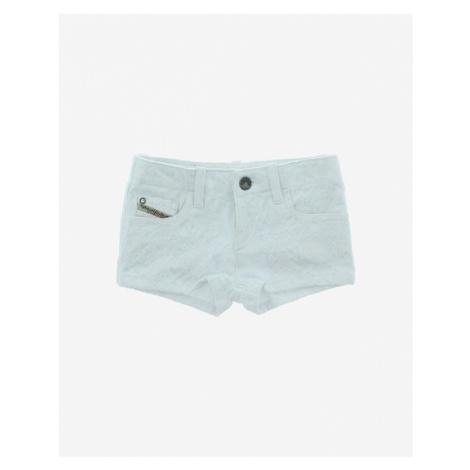 Diesel Kids Shorts White