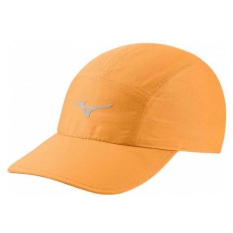 Mizuno DRYLITE RUN CAP orange - Running hat
