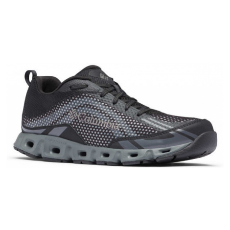 Columbia DRAINMAKER IV black - Men's sports shoes