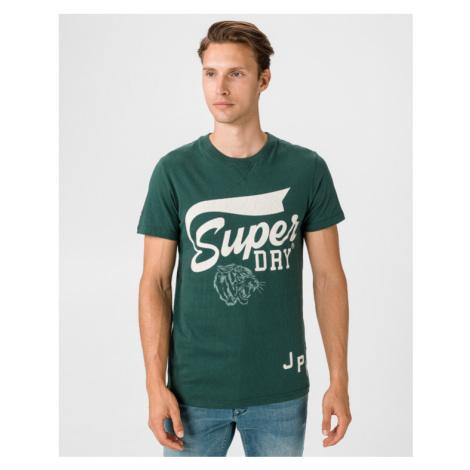 SuperDry T&F Classic T-shirt Green