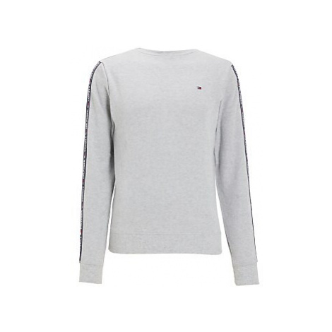 Tommy Hilfiger Logo Tape Sweatshirt, Grey