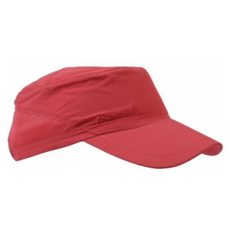 Finmark SUMMER CAP CHILDREN'S red - Summer cap children's