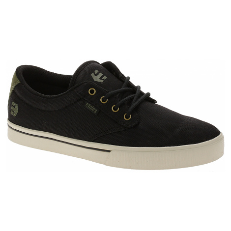 shoes Etnies Jameson 2 Eco - Black/Green/Gold - men´s