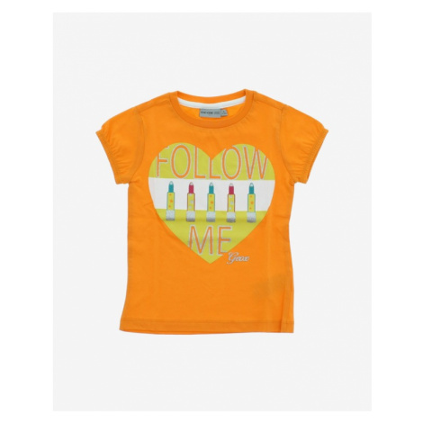 Geox Kids T-shirt Orange