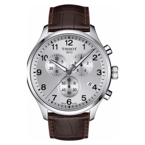 Mens Tissot Chrono XL Classic Watch T1166171603700