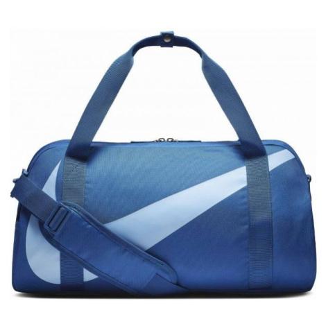 Nike GYM CLUB blue - Girls' sports bag