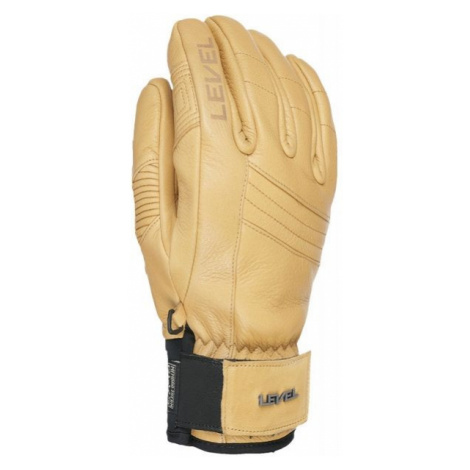 Level REXFORD beige - Leather gloves