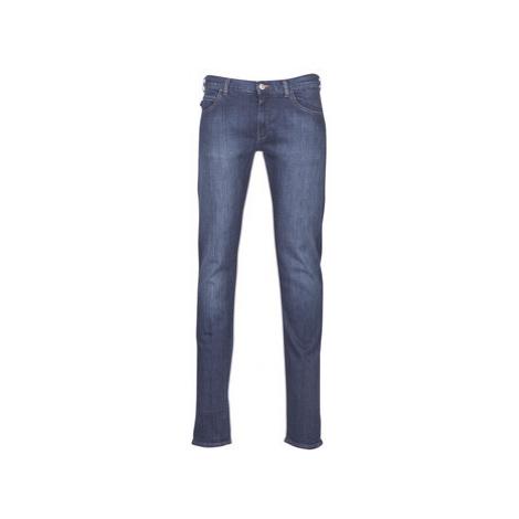Emporio Armani 6G1J10-1D7EZ-0942 men's Skinny Jeans in Blue