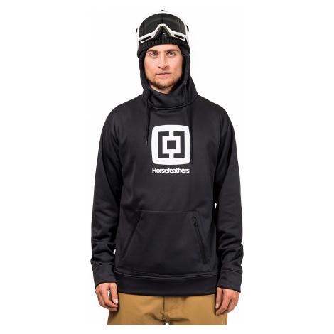 sweatshirt Horsefeathers Viper - Black - men´s