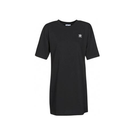 Adidas TREFOIL DRESS women's Dress in Black