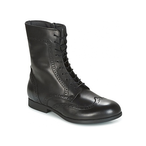 Birkenstock LARAMI women's Mid Boots in Black