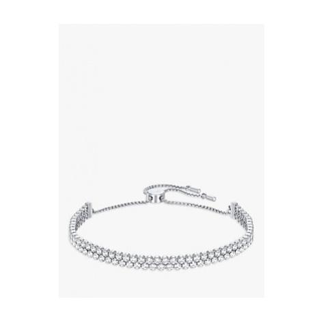 Swarovski Subtle Double Crystal Bracelet