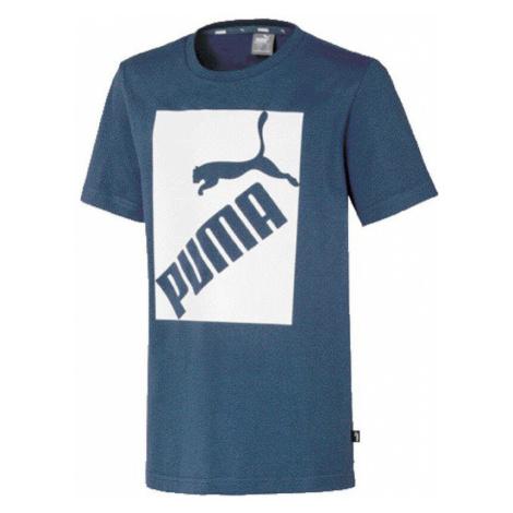 Big Logo T-Shirt Men Puma