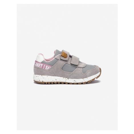 Geox B Alben Kids Sneakers Grey