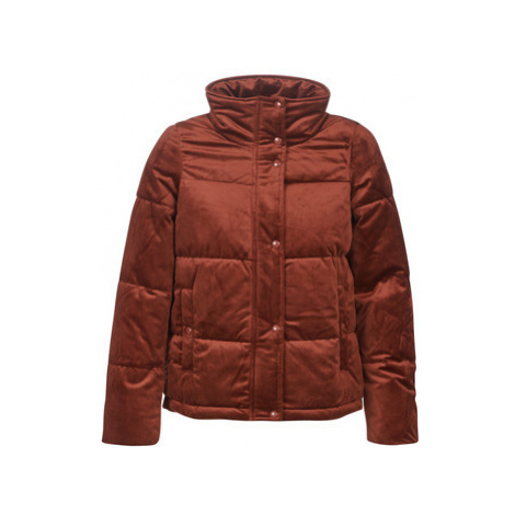 Vero Moda VMVELLY women's Jacket in Bordeaux