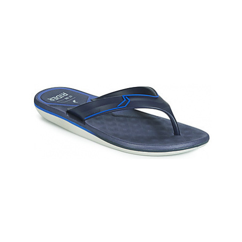 Rider R LINE PLUS II men's Flip flops / Sandals (Shoes) in Blue