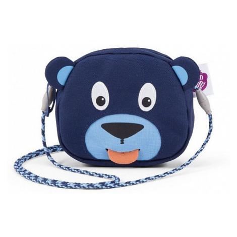 bag Affenzahn Bobo Bear - Blue - kid´s