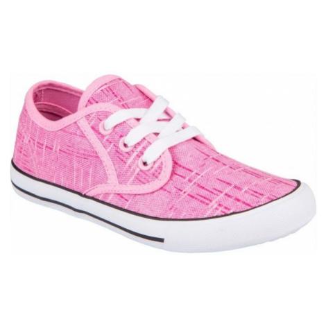 Willard RAITO pink - Kids' leisure shoes