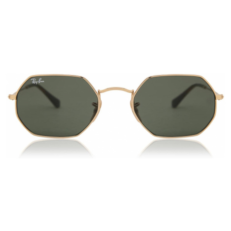 Ray-Ban Sunglasses RB3556N Octagonal 001