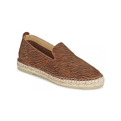 Betty London PUPILA women's Slip-ons (Shoes) in Brown