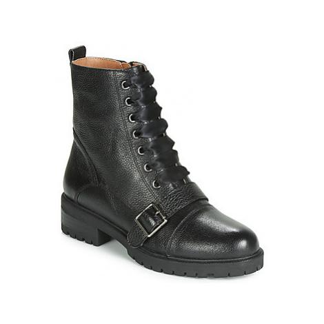 Karston AMSTIN women's Mid Boots in Black