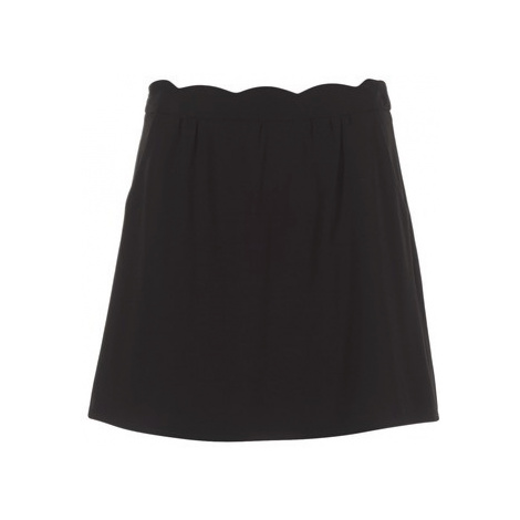Betty London HAMITE women's Skirt in Black
