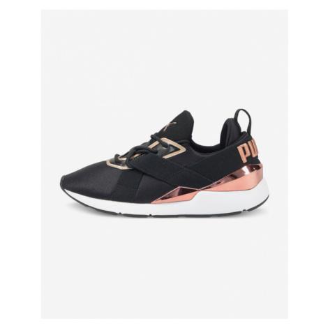 Puma Muse X3 Metallic Wn Sneakers Black