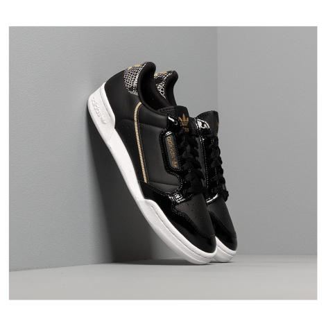 adidas Continental 80 W Core Black/ Ftw White/ Gold Metalic