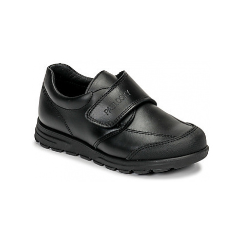 Pablosky 334510 girls's Children's Casual Shoes in Black