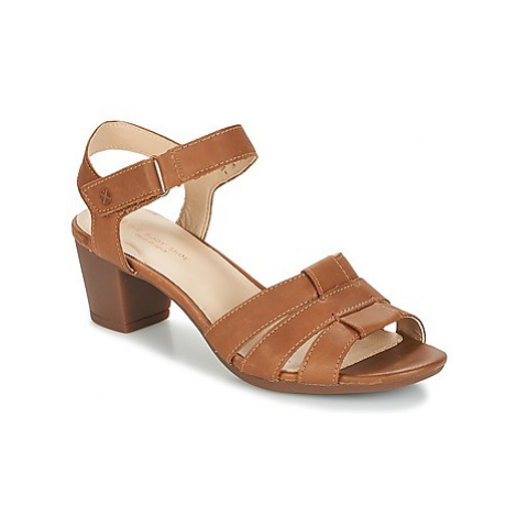 Hush puppies QTR STRAP MA women's Sandals in Brown