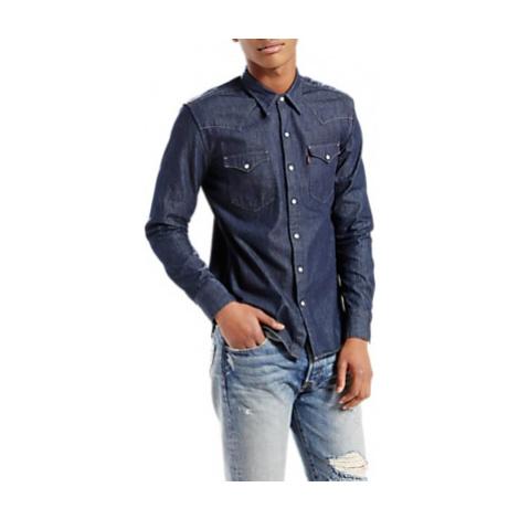 Levi's Barstow Western Denim Shirt, Indigo Levi´s