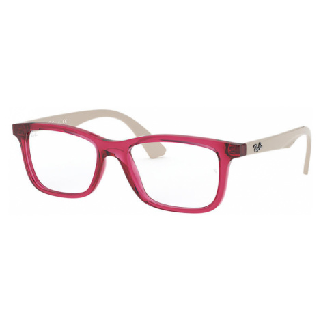 Ray-Ban Rb1562 Unisex Optical Lenses: Multicolor, Frame: Grey - RB1562 3747 48-16