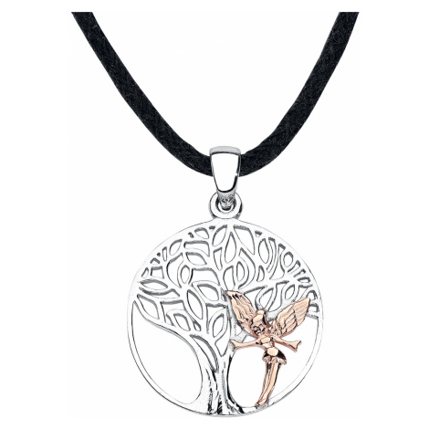EtNox Premium - Tree Of Life With Fairy - Necklace - Standard