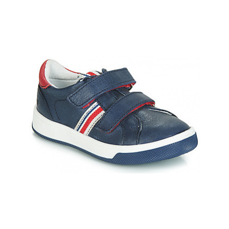 GBB NEVIS boys's Children's Shoes (Trainers) in Blue