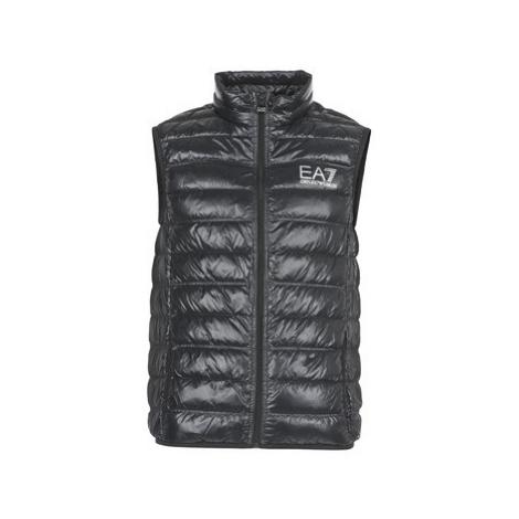 Emporio Armani EA7 ONAFRATO men's Jacket in Black