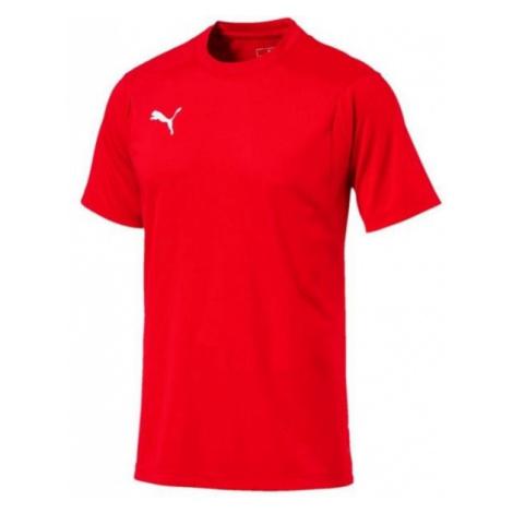 Puma LIGA TRAINING JERSEY red - Men's T-shirt