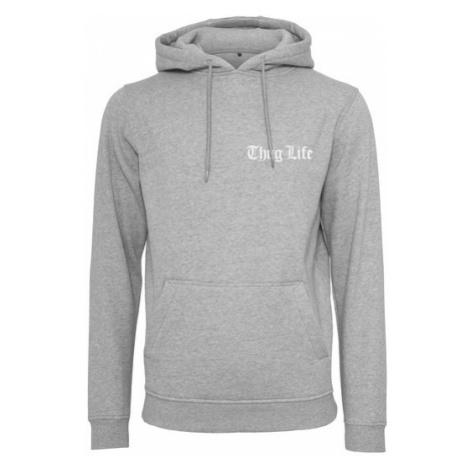 Thug Life Thug Life Chest Logo Hoody grey