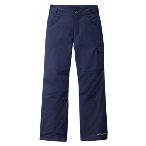 Columbia STARCHASER PEAK II PANT dark blue - Girls' winter ski pants