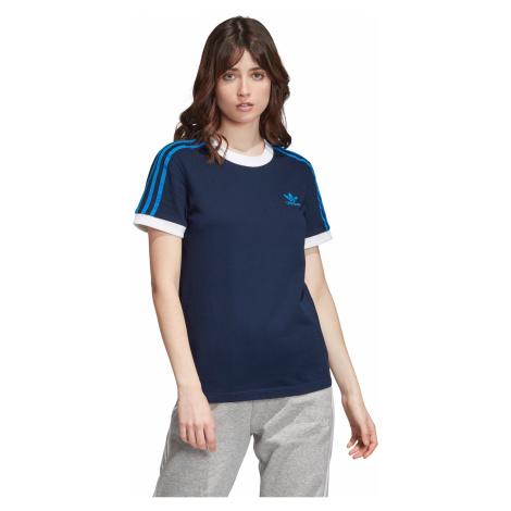 adidas Originals 3-Stripes T-shirt Blue