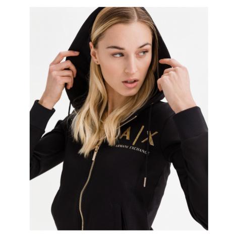 Armani Exchange Sweatshirt Black