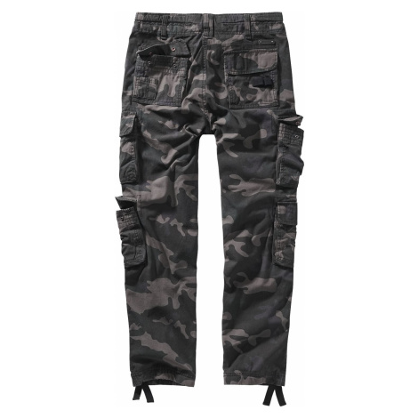 Brandit Pure Vintage Trouser II Cargo Trousers dark camo
